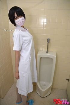 最新天然素人 030215_01 公眾便所 休憩時間小護士 宮本 Rumi