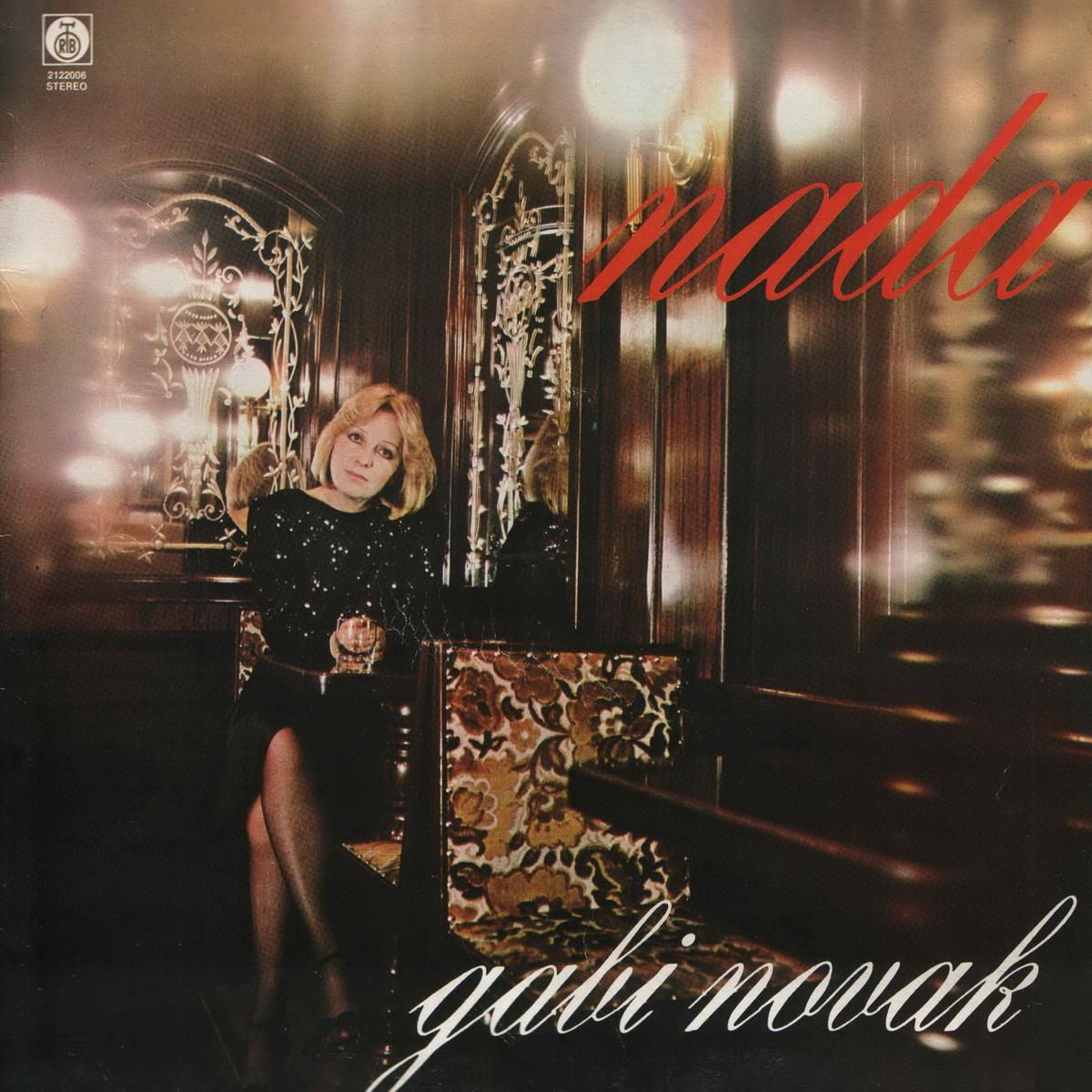 Gabi Novak 1985 Nada A
